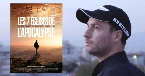 Vevey, le 9 septembre: projection d'un documentaire produit par Christophe Hanauer sur les 7 Eglises de l'Apocalypse