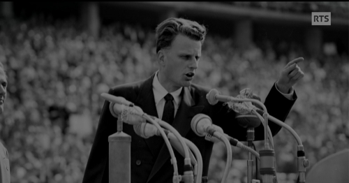 «Billy Graham, le pasteur de l'Amérique», un documentaire de circonstance à voir sur France 2 et sur Play RTS